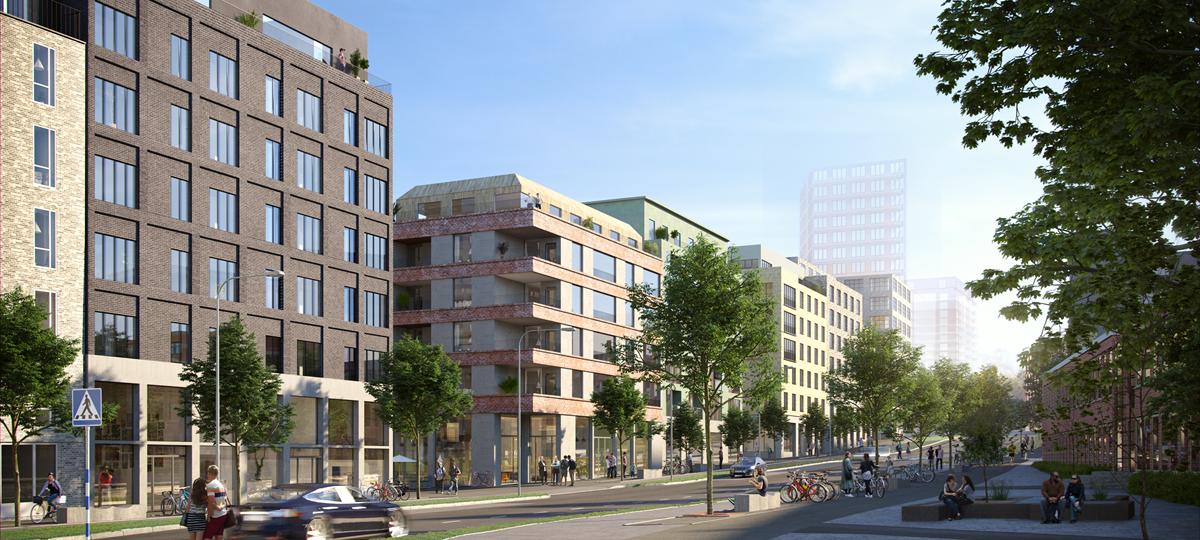 nyproduktion stockholm bostadsrätt