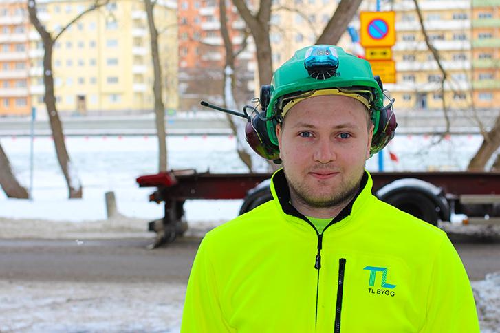 lediga jobb snickare stockholm